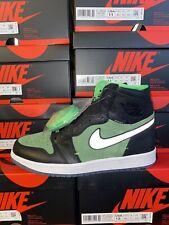 2020 Nike Air Jordan 1 Hi Zoom Air I Brut Rage Green Black CK6637-002 Sz:8-13