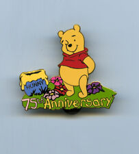 New ListingDisney Auctions Winnie The Pooh 75th Anniversary Pin Le 100