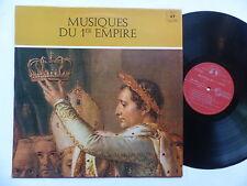 Musuiques du 1er empire NAPOLEON musique des gardiens de la paix SMS 2810