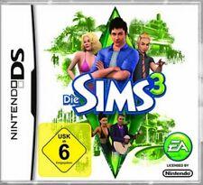 Nintendo DS 3DS DIE SIMS 3  Deutsch Neuwertig
