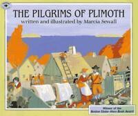 The Pilgrims of Plimoth [Aladdin Picture Books] [ Sewall, Marcia ] Used -