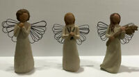Willow Tree  Lot of 3 Angel of Autumn- Angel of Wishes - Angel of Remembrance