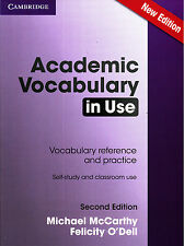 Cambridge ACADEMIC VOCABULARY IN USE New Second Edition (2016) @NEW@