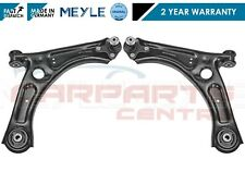FOR SKODA VW CADDY MK3 FRONT LOWER LEFT RIGHT SUSPENSION WISHBONE CONTROL ARMS