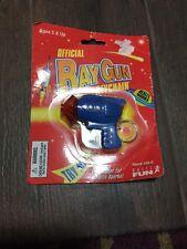 Looney Tunes Marvin the Martian Sparking Ray Gun Keychain Key Ring HTF 1999 Nib