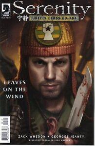 Serenity: Firefly Class 03-K64 Comic Book #5 Cover A, Dark Horse 2014 NEW UNREAD