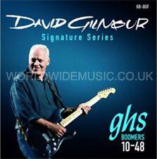 GHS Boomers gbdgf Dave Gilmour Signature Corde Per Chitarra Elettrica .010 - .048