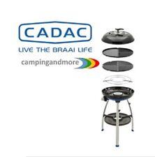 CADAC Carri Chef-2 Grill2/Braai/BBQ-Combo Camping Kugel Grill Gas Kocher 50 mbar