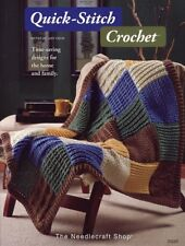 Quick Stitch Crochet Pattern/Instructions Book 178 pages New