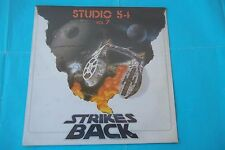 "STUDIO 54 VOL.7 "" STRIKES BACK "" LP CGD COM20468  1985 MADE IN ITALY SEALED"