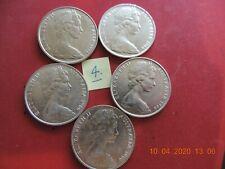 1966 Australian 50 cent Rounds  gUnc