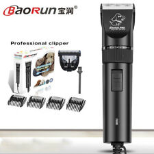 S1 professional Dog Electric Hair clippers and trimmers animal pet trimmer shave