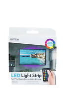 """Vibe LED 39"""" Light Strip For TVs, Room Decoration - Multi-Color with Remote"""