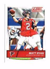 Matt Ryan 2016 Panini Score, Football Card