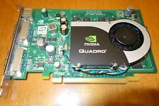 HP NVIDIA Quadro FX 1700 512MB Video Graphics Card Adapter 454317-001 DVI SVIDEO