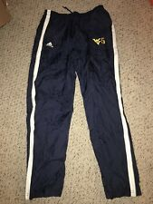 f25d7ceb33783 Adidas West Virginia Mountaineers #5 Athletic Team Issued Pants *L*