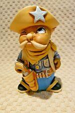 Vintage Handpainted PenDelfin Sheriff Nib Made in England