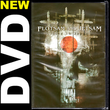 Flotsam and Jetsam: Live in Japan (Rare DVD) Eric A. Knutson