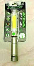 Promier Products Inc P400STK-8/32 LED Pen Light Grey 400 Lumen Wide Base