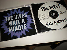 The Hives Wait A Minute CD SINGLE one track