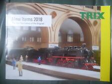 Trix 2018 Catalogue New items