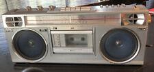 jvc RC-575JW Boombox Ghetto Blaster Stereo Vintage Radio Short Wave Biphonic