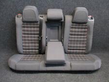Tessuto Sedile Posteriore Banca VW Golf 5 GTI ORIGINALE SEDILE POSTERIORE dotazione a quadri