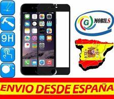 "PROTECTOR PANTALLA DE CRISTAL TEMPLADO COMPLETO NEGRO APPLE IPHONE 7 ""4,7"""