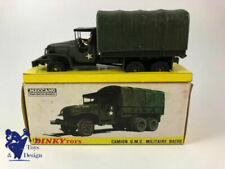 Véhicules militaires Dinky