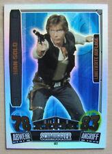 LE2 HAN SOLO 200 gemischte Basis Karten aus Star Wars Force Attax Movie 3