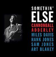 Cannonball Adderley Somethin' Else 180g Vinyl LP Record Autumn Leaves +more