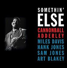 Cannonball Adderley Somethin' Else 180g Vinyl LP Record Autumn Leaves +more