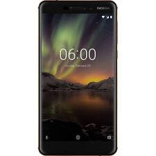 Nokia 6 2018 Dual SIM - 32 GB - Schwarz