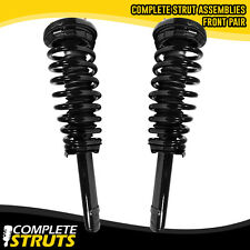 01-03 Acura CL Front Quick Complete Struts & Coil Springs w/ Mounts Pair x2