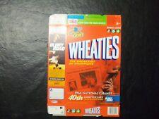 Texas Western 1966 National Basketball Champions wheaties box   18 oz