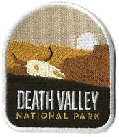 Death Valley National Park - Patch Embroidered Iron or Sew On / Parks Patches