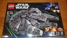 Lego Star Wars Millennium Falcon (7965) New in Box (NIB)