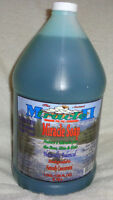 MIRACLE II REGULAR SOAP 128 Oz PLAIN GALLON BOTTLE NATURAL CHEMICAL FREE