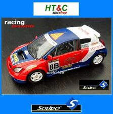 SOLIDO METAL 1:43 TOYOTA COROLLA WRC TROPHEE ANDROS 2006 PANIS BALAS EXCLUSIVE