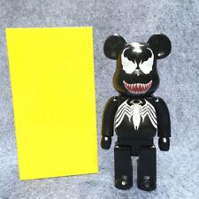 400% Bearbrick/ Figura Venom/ Action Figure/ PVC/ 28cm in box