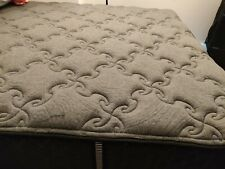 lightly used Full size hybrid mattress 10 inches from zinus