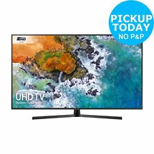 Samsung 50NU7400 50 Inch 4K Ultra HD HDR Smart WiFi LED TV - Black