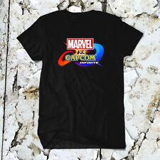 Marvel VS Capcom Infinite Stone Playstation 4 PS4 Video Game Shirt Tee T-Shirt M