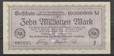 Ratzeburg - Kreis Herzogtum Lauenburg  - 10 Millionen Mark