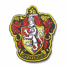 GRYFFINDOR EMBROIDERED BADGE STYLE 3 SEW ON / IRON ON PATCH