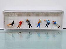 Preiser 75047 - Tt 1:120 Figurines - Eisenbahnfans - New Original Packaging