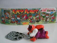 Ü-ei-Fancy Fuxies 1998-5+Bpz-unbespielt