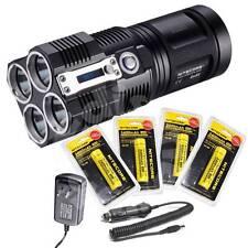 Nitecore TM26 3500 Lumen Flashlight/Searchlight Tiny Monster 4X 18650 3400mAh