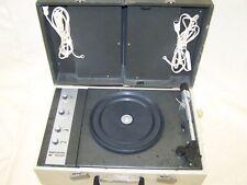 Alter belcanto st 1001, Plattenspieler mit Lautsprecher