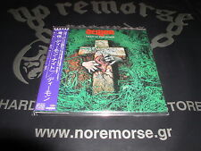 DEMON - Night Of The Demon +4, CD Mini LP JAPAN +OBI NWOBHM RBNCD-1511 NEW